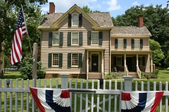 Grover Cleveland Birthplace - #4thOfJuly Weekend