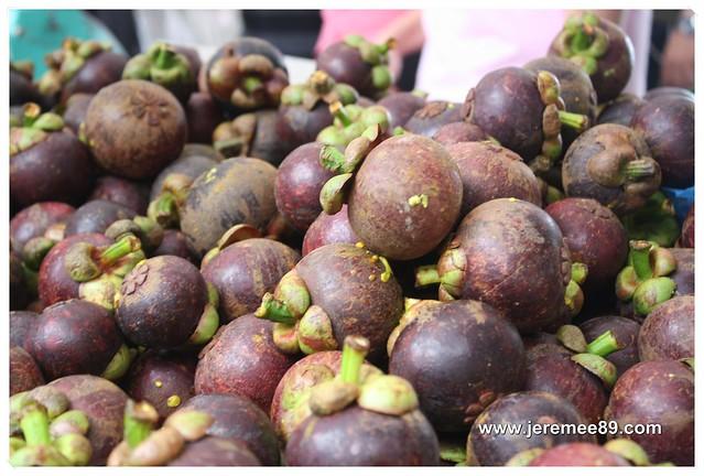 Pesta Durian @ Balik Pulau - Mangosteen 2