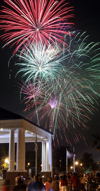 Gastonia Fireworks