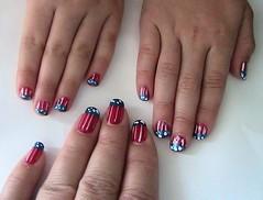 Patriotic nails final