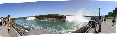 Niagara Falls Panorama 2