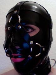 Gagball (SisterMyster) Tags: fetish mask orgasm rubber latex russian catsuit boule masque fetiche harnais gazmask caoutchouc fetichisme orgasme westwardbound gagball libidex blackstyle billon