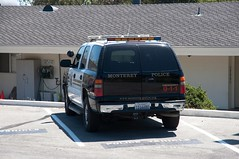 Monterey SUV (rocketdogphoto) Tags: california usa monterey policecar montereycounty mpd chevytahoe montereypolicedepartment