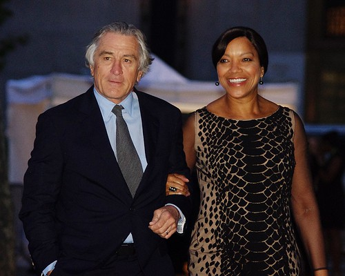 Robert De Niro Grace Hightower VF 2012 Shankbone
