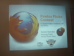 Firefox Flicks event