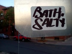 Bath Salty (Nofax) Tags: graffiti bath colorado denver salty flickrandroidapp:filter=none