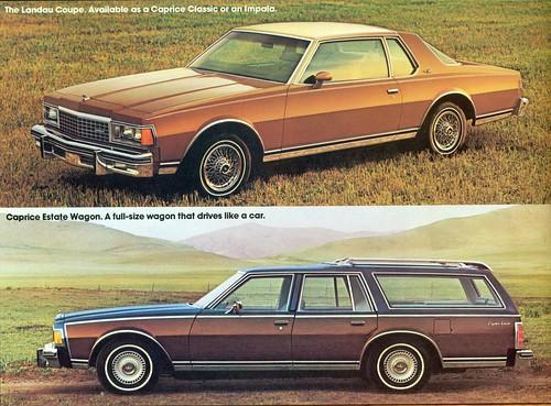 Caprice Classic Emblems 1978 Chevrolet Caprice Classic