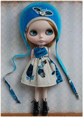 A Blythe a day 22 - what you wore