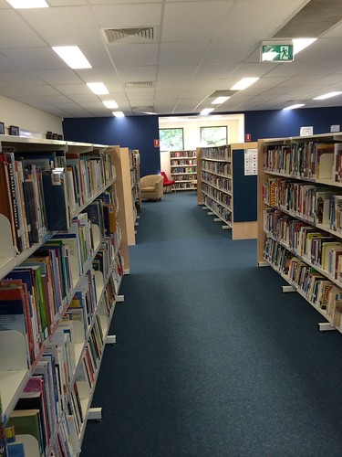 Wellington Library, NSW, 5 June 2014