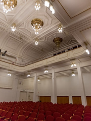 Inside Union Hall, Maribor (Harry -[ The Travel ]- Marmot) Tags: travel reis reizen traveling reisen sne nvbs sloveni slovenia maribor unionhall concert hall concertgebouw theater theatre interior allrightsreservedcontactmebyflickrmail