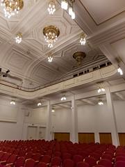 Inside Union Hall, Maribor (Harry -[ The Travel ]- Marmot) Tags: travel reis reizen traveling reisen sne nvbs sloveni slovenia maribor unionhall concert hall concertgebouw theater theatre interior allrightsreservedcontactmebyflickrmail