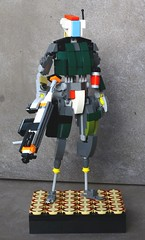 Jester from Titanfall 2 (SPARKART!) Tags: lego robot titanfall sparkart scifi drone