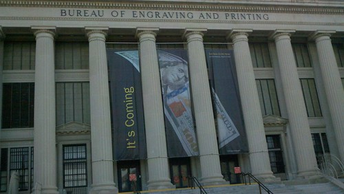 Bureau of Engraving and Printing 2010-11-20