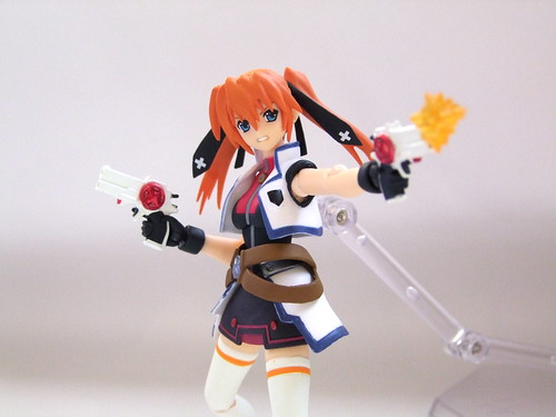 figma ティアナ・ランスター バリアジャケットver./figma Teana Lanster: Barrier Jacket ver.