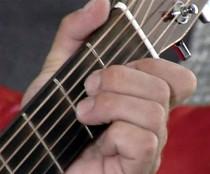 吉他和弦 Am