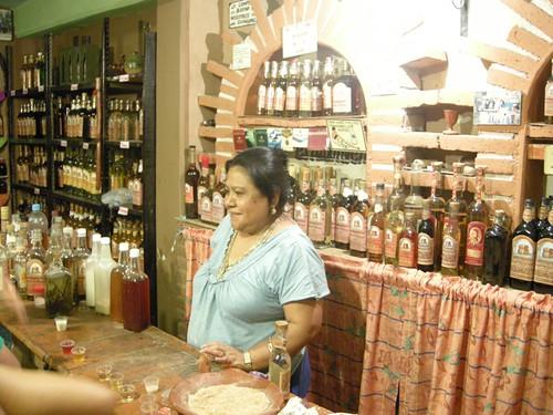 Mezcal Tasting at Pensamiento (OAX)