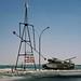 Tank, Suez, 1975