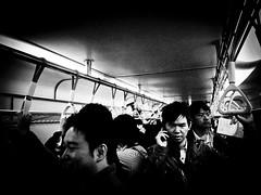 Taipei underground (liver1223) Tags: china street city 2 people blackandwhite bw subway photo shot taiwan snap taipei greater gr ricoh grd blackwhitephotos grdigital2