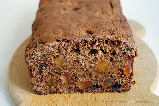 Tropical tea bread
