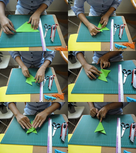 7 Paper Snowflakes-tile
