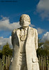 Shot At Dawn Memorial_1 (john.richards1) Tags: sky cloud statue nikon alrewas nationalmemorialarboretum d700 shotatdawn