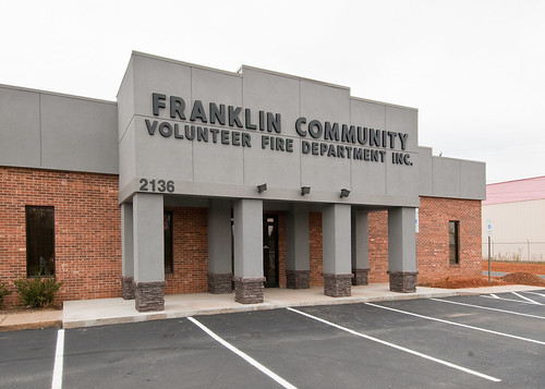 Franklin Community Volunteer Fire Department Incorporated in Toast, North Carolina was able to secure a Community Facilities Direct loan through, Rural Development with monies available in the American Recovery and Reinvestment Act. The loan has allowed the fire department to construct a new facility to accompany their growing needs. The building will also serve as an emergency management shelter should the need arise.