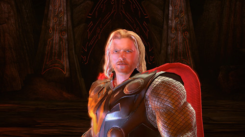 Thor VO Announcement Screens