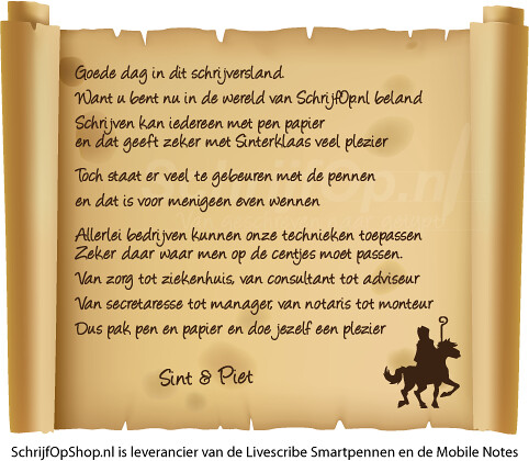 The Worlds Best Photos Of Gedicht And Sinterklaas Flickr