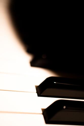 朝ピアノ練