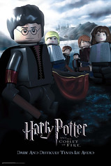 Lego Harry Potter and the Goblet of Fire