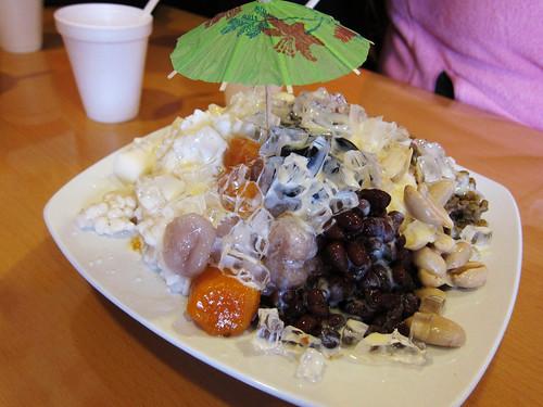 Six Taste Delicious Dumpling Tour:  Bin Bin Konjac