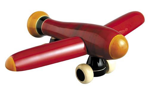 wooden toy Aeroplane 4