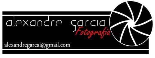 Logo Alexandre Garcia