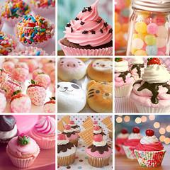 Things I Love (Au Aizawa) Tags: cake bread star monkey pig strawberry panda candy sweet tiger cupcake marshmallow chantilly cerry