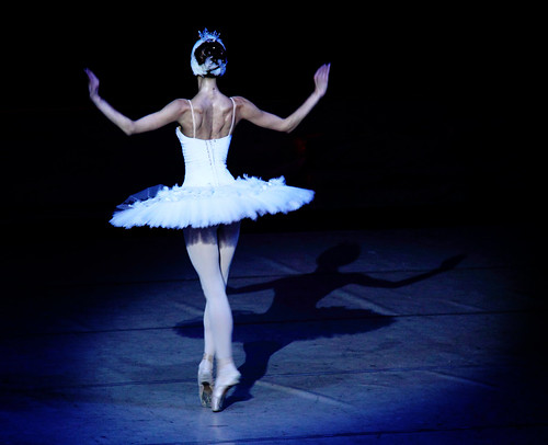 Lviv - Swan's Lake Ballet [EXPLORED]