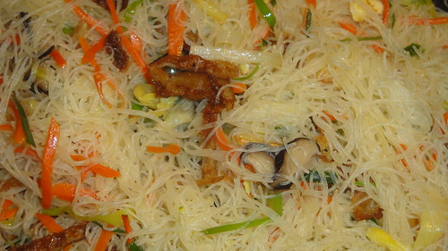 Vegetarian rice noodles素炒米粉