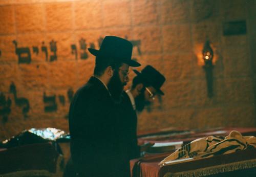 Jeruzalém aneb každý se tak trochu vznáší