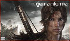 GameInformer - Tomb Raider Lara Croft Reborn January 2011 Full Cover 01 (zoccommunity.com) Tags: tomb lara croft rider tombraider raider eidos ridertomb reborngameinformerlara