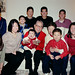 Jerry & Alice Chang with grandkids