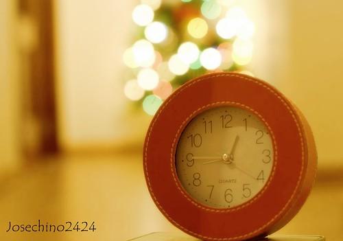 Llego la hora.