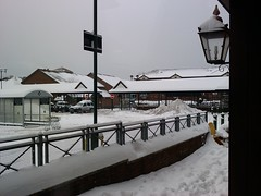 Oxted - Big Freeze