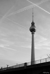 Fernsehturm (hallyhamalainen) Tags: berlin fernsehturm televisiontower
