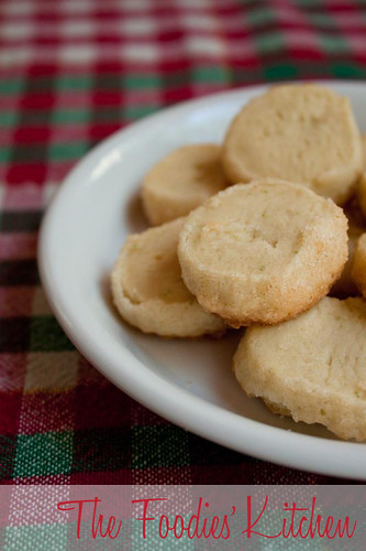 Tequila Cookies