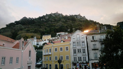 From Lisbon to Cabo da Roca and Moorish Castle in Sintra #3