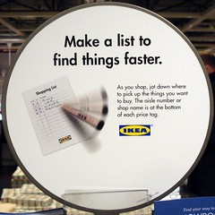 Make a list (mag3737) Tags: blur ikea make pencil things note list squaredcircle squircle find faster