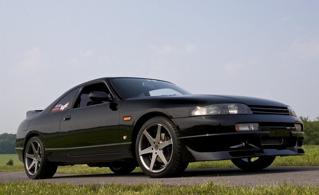 1994 Nissan Skyline GTS25t;