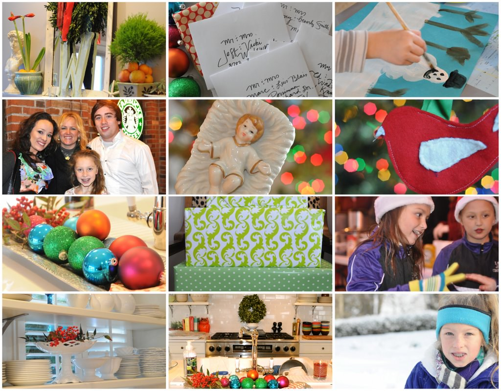 christmas collage 2010