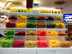 Dried Fruits in Bangkok