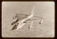 Convair B-58 Hustler - The Supersonic Supermodel (KurtClark) Tags: us force photos air creative commons bomber convair b58