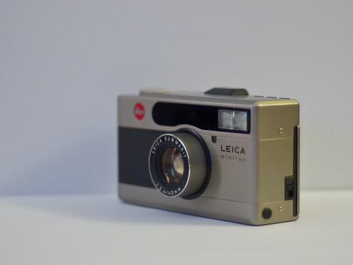 Leica Minilux Titanium